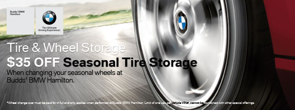 Tire and Wheel Storage