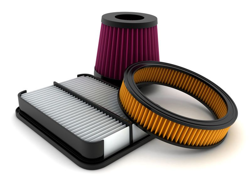 Air Filters 15% Off MSRP