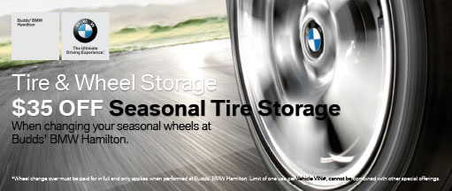 Tire & Wheel Storage